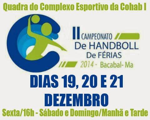 Campeonato de Handebol