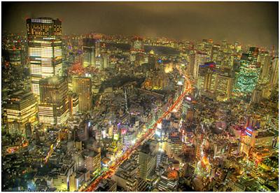 Tokyo, Japan | 7 Kota Paling Indah Dan Terang Di Dunia