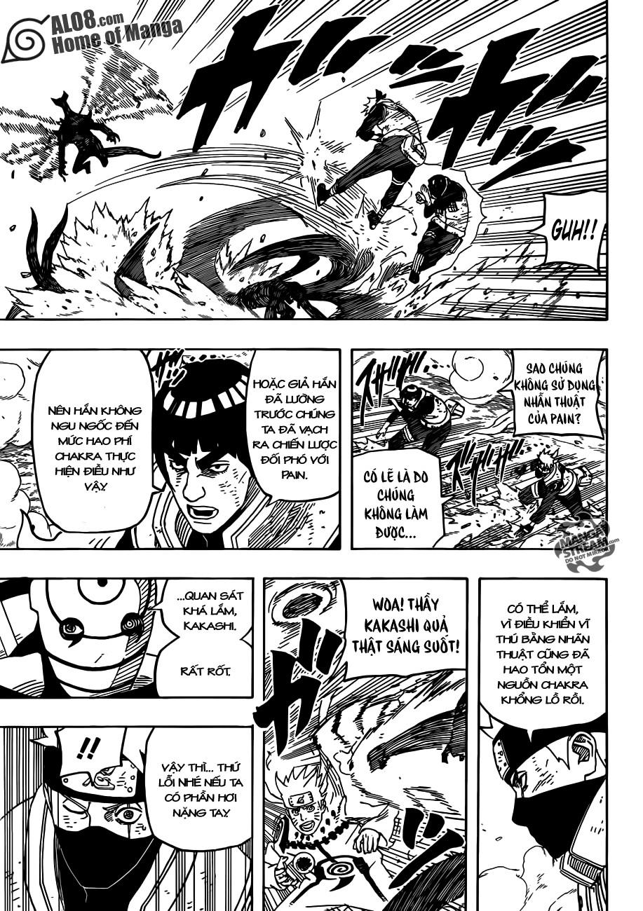 Naruto chap 567 Trang 12 - Mangak.info
