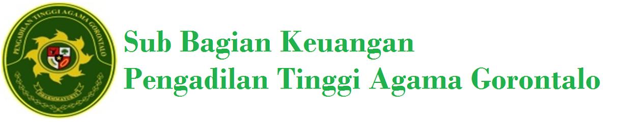 Keuangan PTA Gorontalo