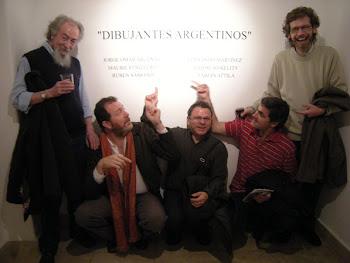 Martinez, Nizzero, Sassano,  Attila, Argento.