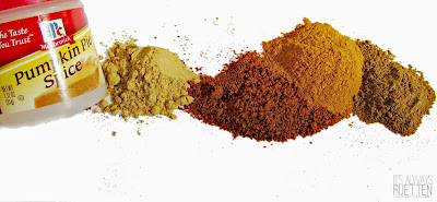 Homemade Pumpkin Pie Spice - just like McCormick's!