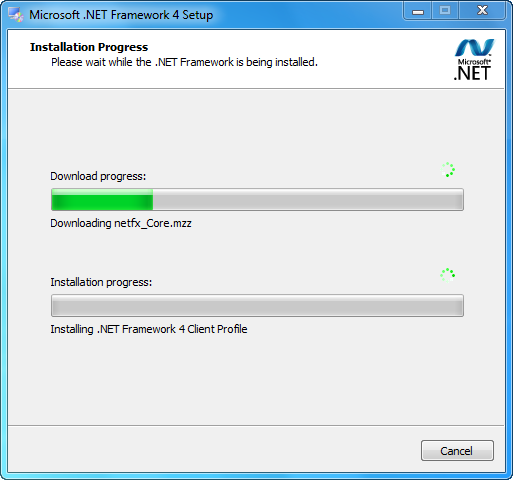 Netframe Work byMicrosoft. Beside The Driver for Windows ...