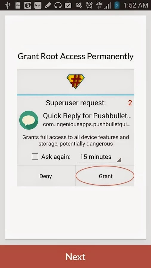 Quick Reply for Pushbullet v1.0.4