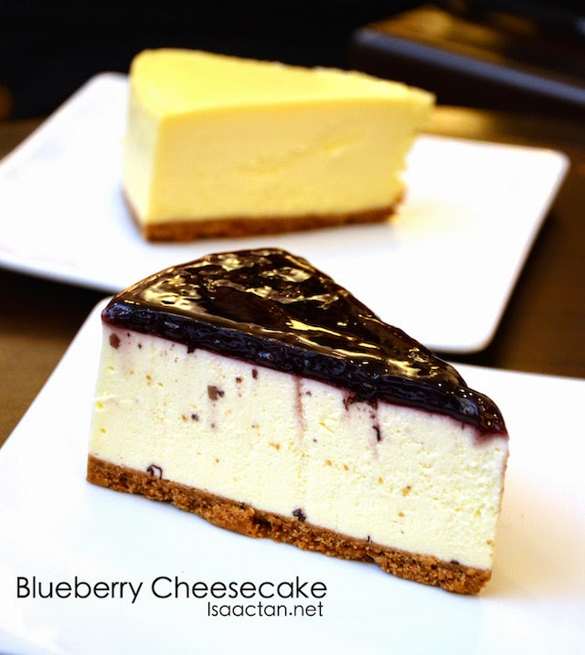 Blueberry Cheesecake - RM12.90
