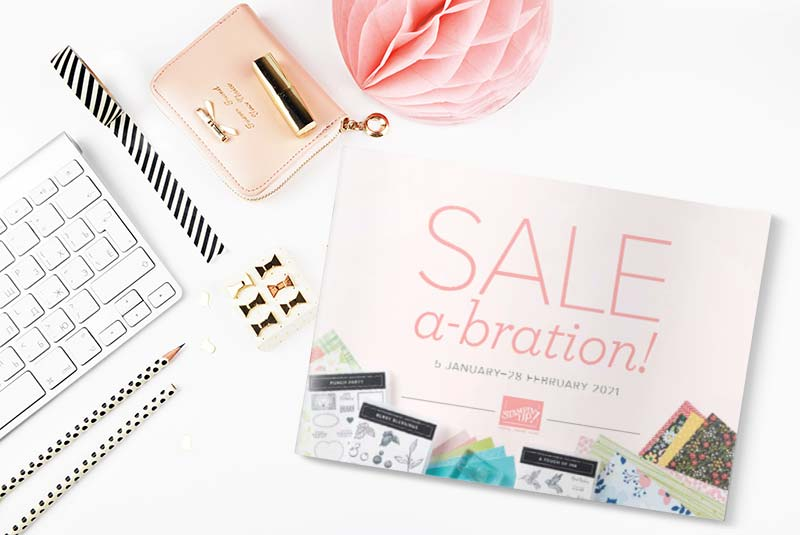 Sale-a-bration Jan 5 - Feb 28, 2021