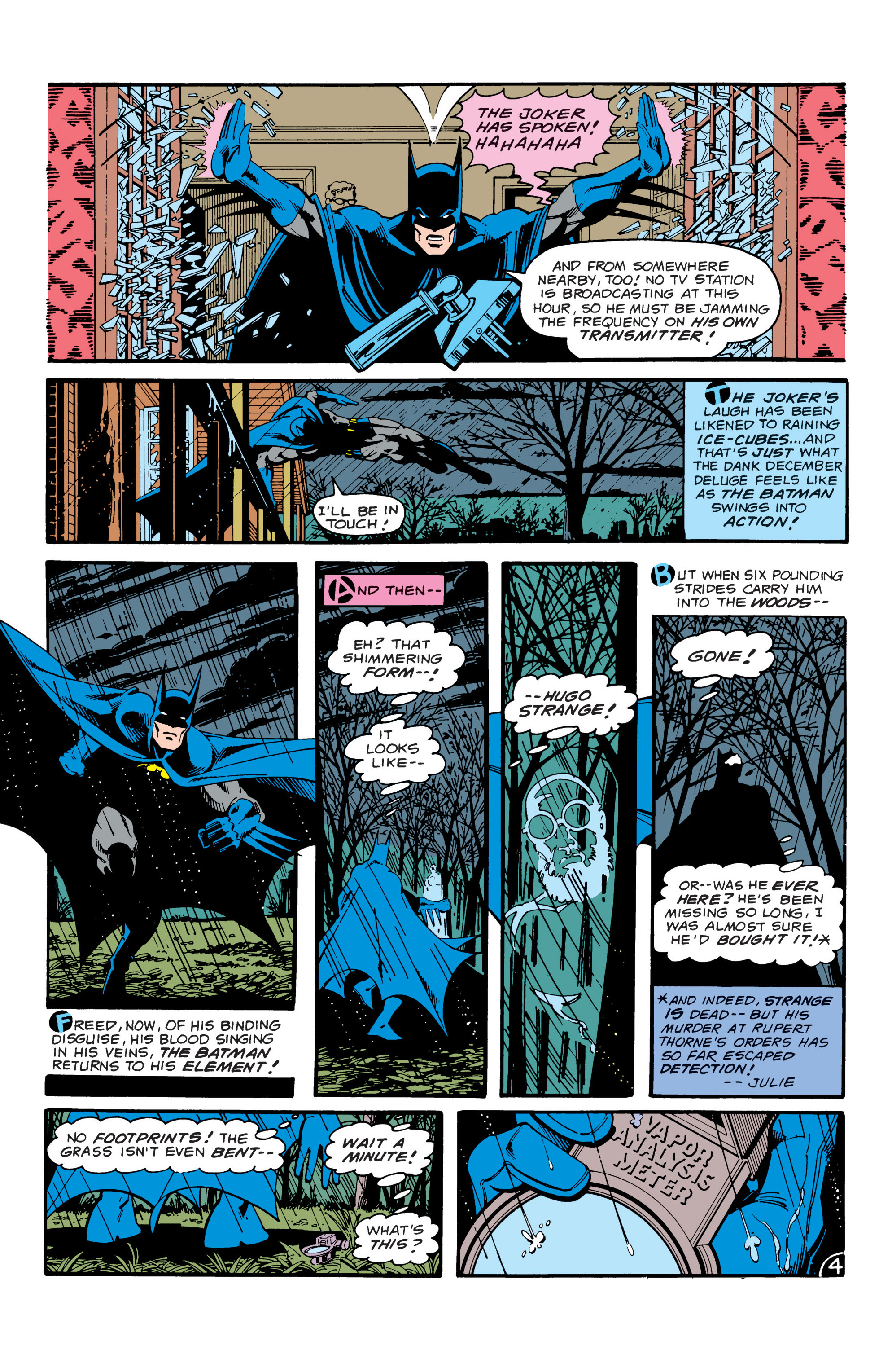 Detective Comics (1937) Issue #476 Page 5