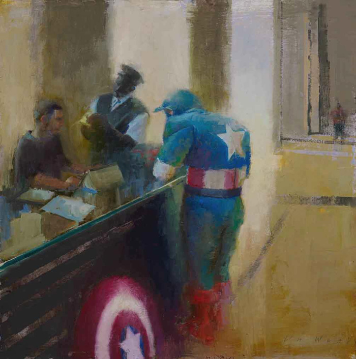 nuncalosabre.Superheroes - William Wray