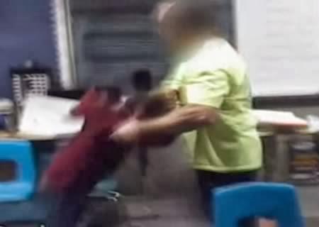 penyiksaan di sekolah