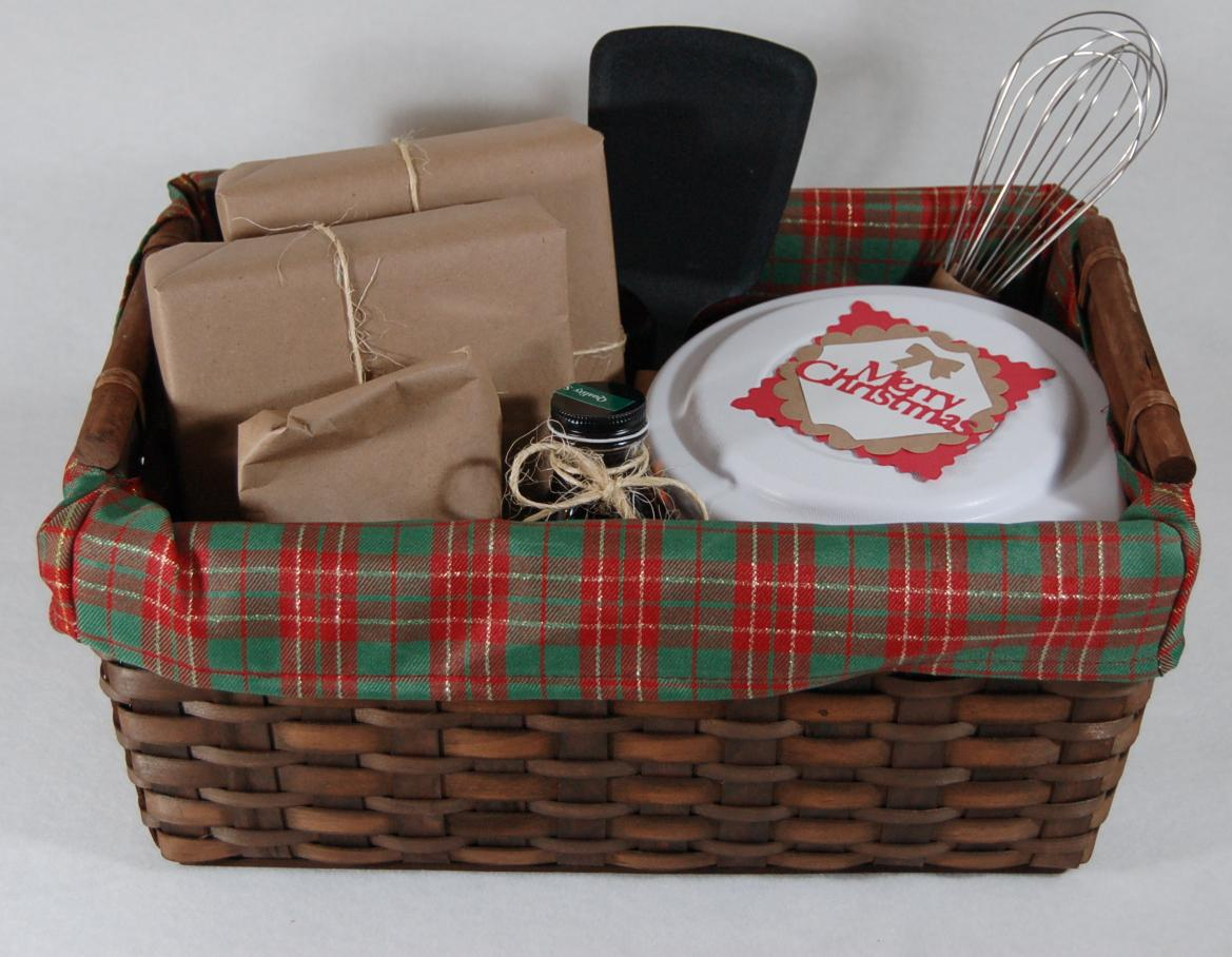 Holiday breakfast gift box
