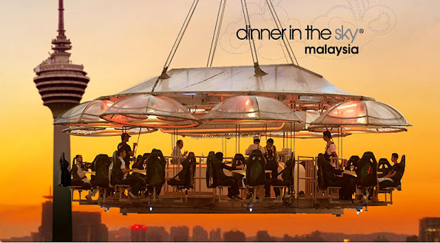 Dining in the Sky KL Malaysia