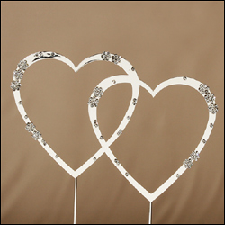 Brandis bridal boutique heart themed wedding you can find many heart themed wedding supplies and wedding items in any shape size and color using hearts as a wedding theme your options are limitless junglespirit Choice Image