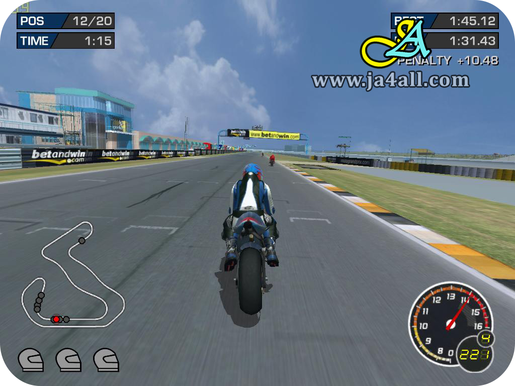 MotoGP 3 Ultimate Racing Technology | J.A Technologies | Place 2 Get Full Version Games Free