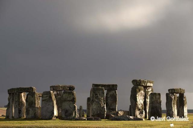 viaje en caravana, Southampton, Longleat, Stonehenge, UK,