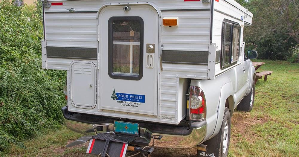 Bosque Bill S Backroads Camper Steps Modification