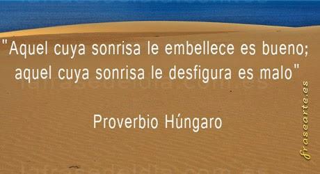 Proverbio Húngaro