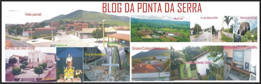 Blog da Ponta da Serra
