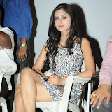 Ruby Parihar Photos in Short Dress at Premalo ABC Movie Audio Launch Function 107