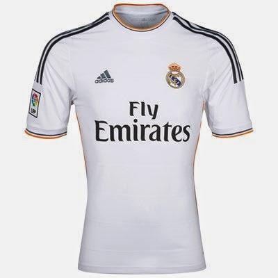 camiseta Real Madrid 2014 comprar