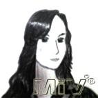 miv3d cabelo liso
