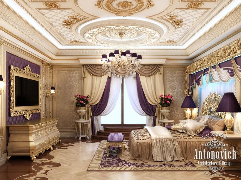 Luxury antonovich design uae interior design in india for Villa interior design in india