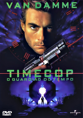 Timecop: O Guardião do Tempo - DVDRip Dublado