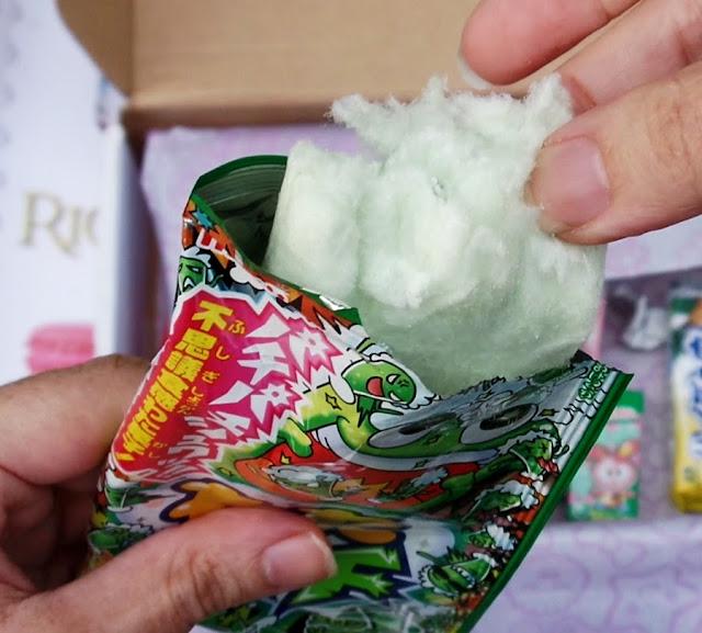 zucchero filato
