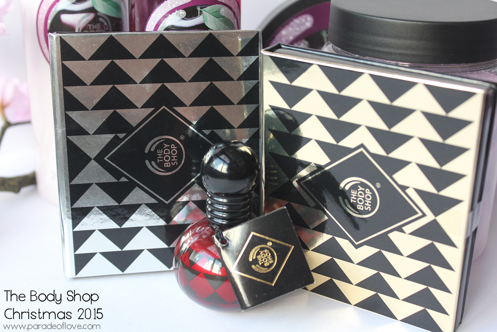 The Body Shop®'s Limited Edition Christmas Palettes