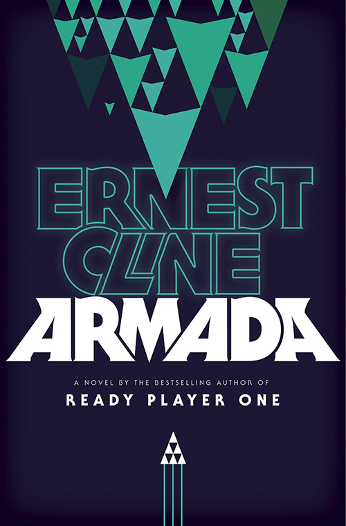 Book Cover Armada by Ernest Cline