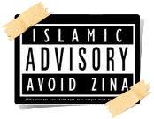 avoid zina