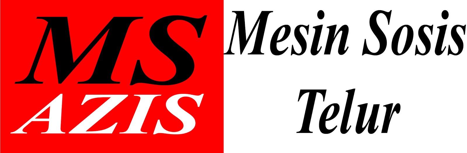 MESIN SOSIS TELUR AZIS