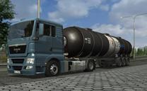 لعبة قيادة الشاحنات UK Truck Simulator