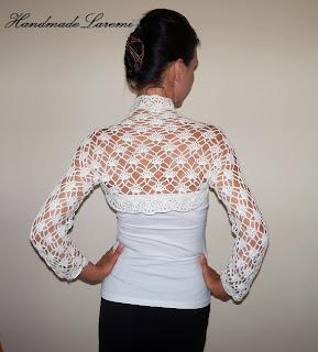 Crochet Boleros! Jackets! Cardigans! Circular Vests! Etc