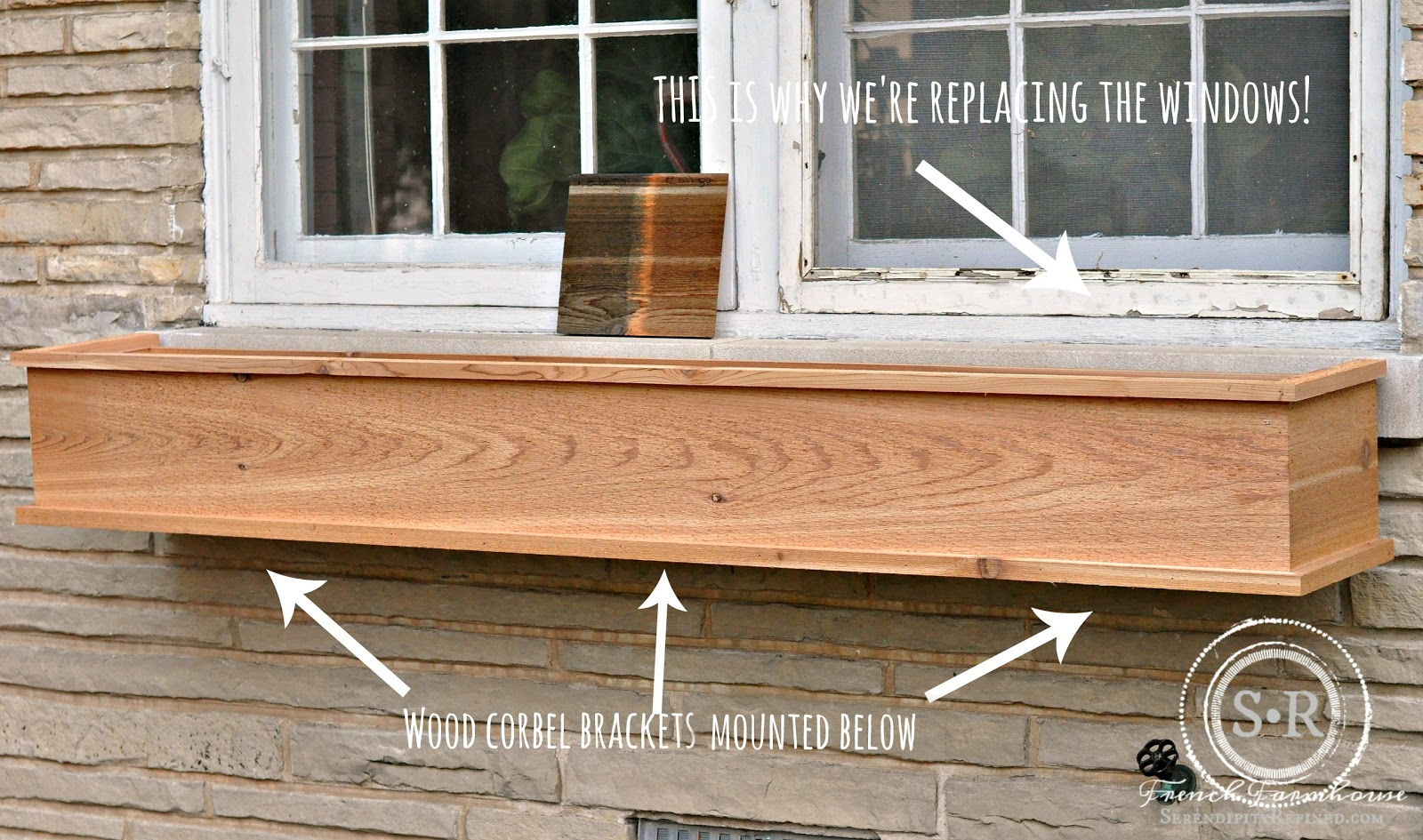 Serendipity Refined Blog: How To Build A DIY Rustic Cedar ...