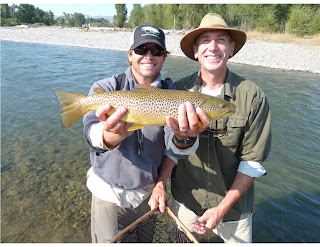 Fly fishing guides Bozeman MT