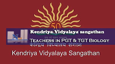 Various Openings For Teachers in PGT & TGT Biology  Job 2015