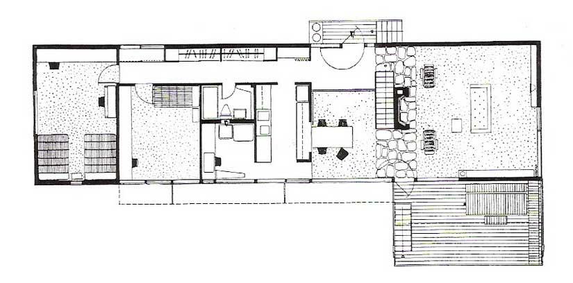 Cavica proyectos de arquitectura septiembre 2011 for Arquitectura de casas modernas de una planta