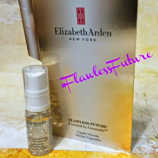 #FlawlessFuture Collection from Elizabeth Arden