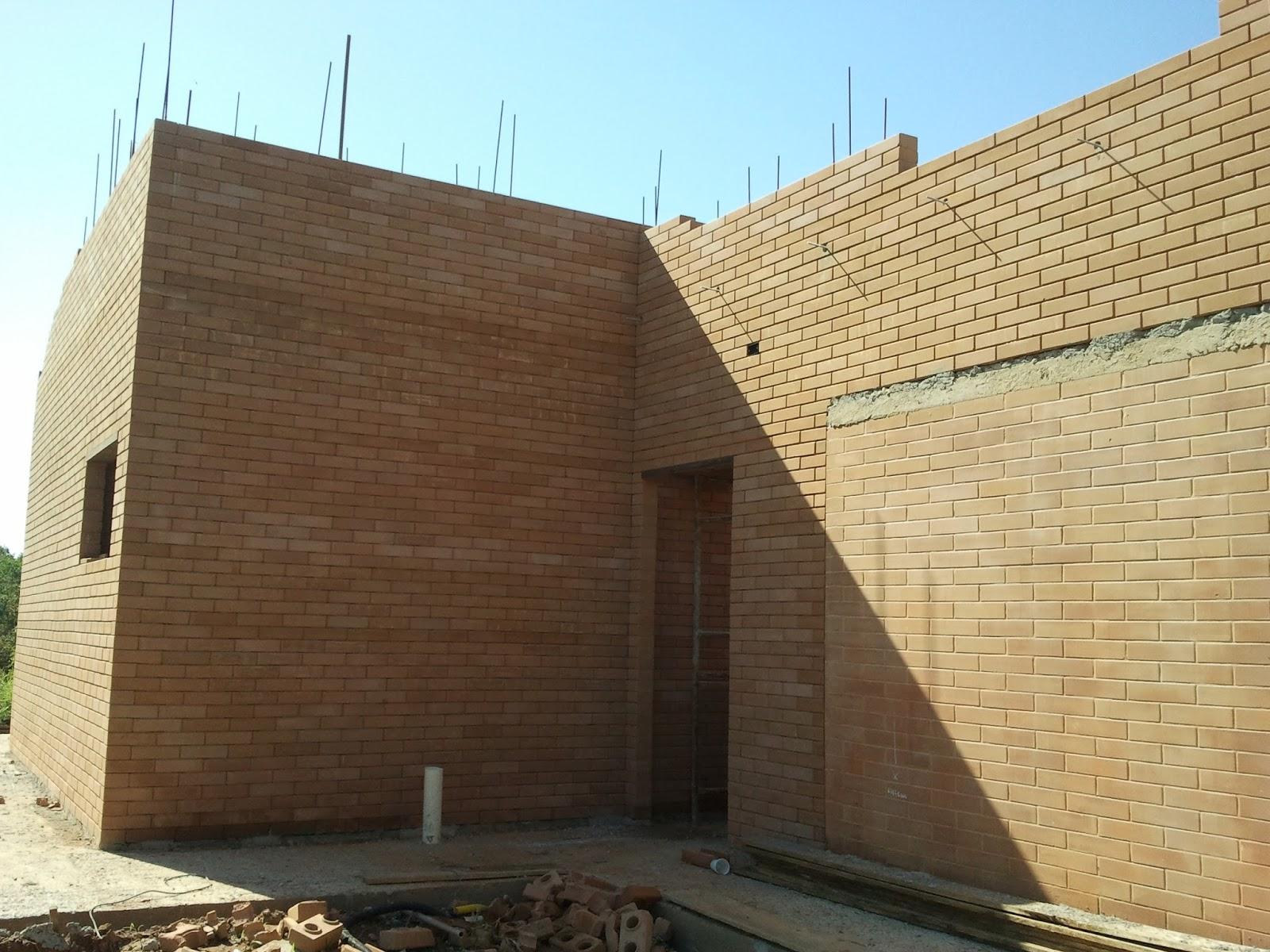 Construindo e Ampliando com Tijolo Solo cimento / Ecológico: Mezanino #1178BA 1600 1200
