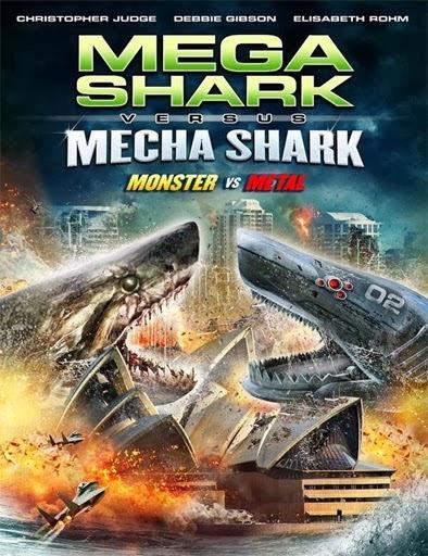 Ver  Mega Shark Vs. Mecha Shark – 2014