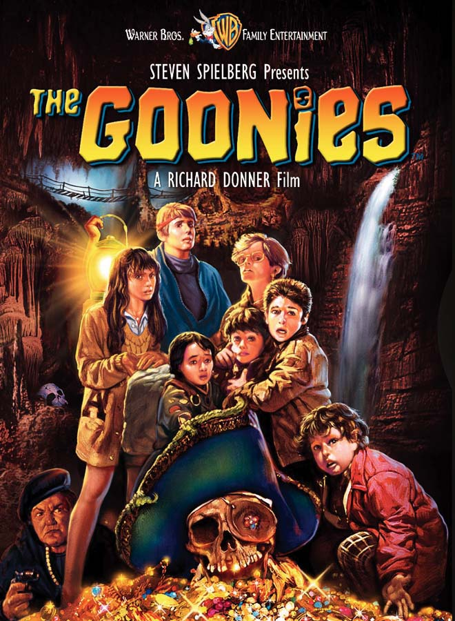 The Goonies [BD25] (Latino)