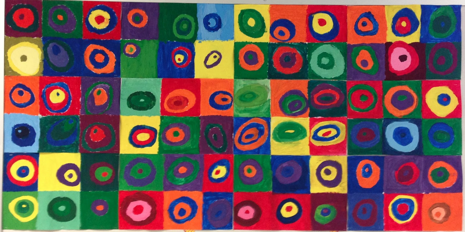 essay on color theory Notes for his essay, concerning the spiritual in art, date back to 1901 while the   and closely approaches the psychological color theory of goethe and meta.
