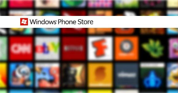 windows phone uygulama indirme rakamları