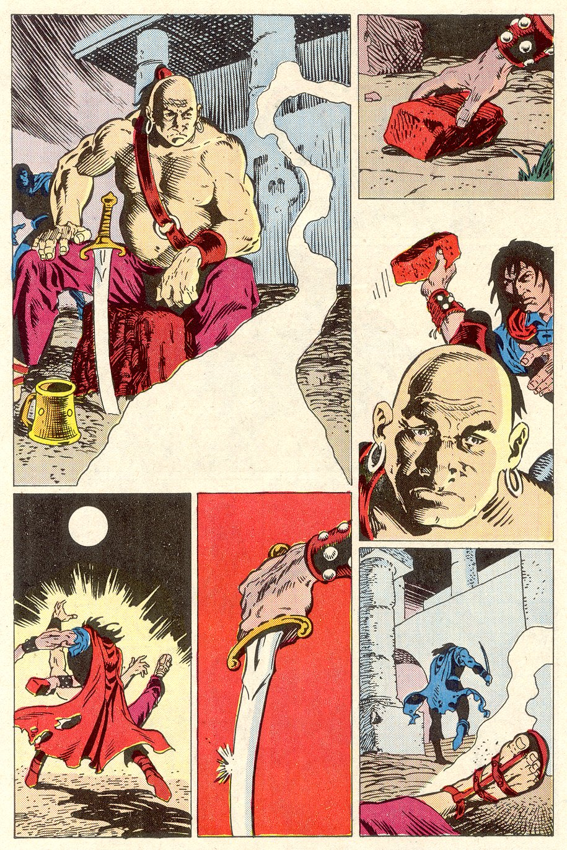 Conan the Barbarian (1970) Issue #186 #198 - English 11