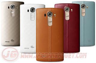LG G4 Stylush bagian belakang