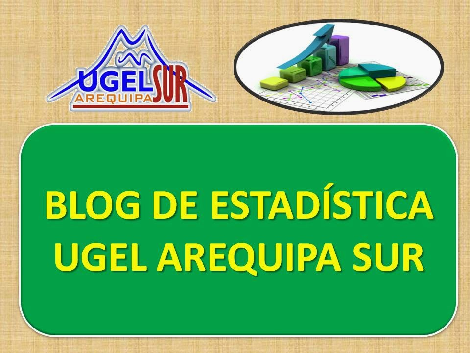 BLOG DE ESTADÍSTICA