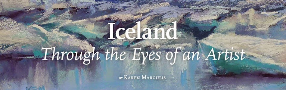 ICELAND through the eyes of an artist