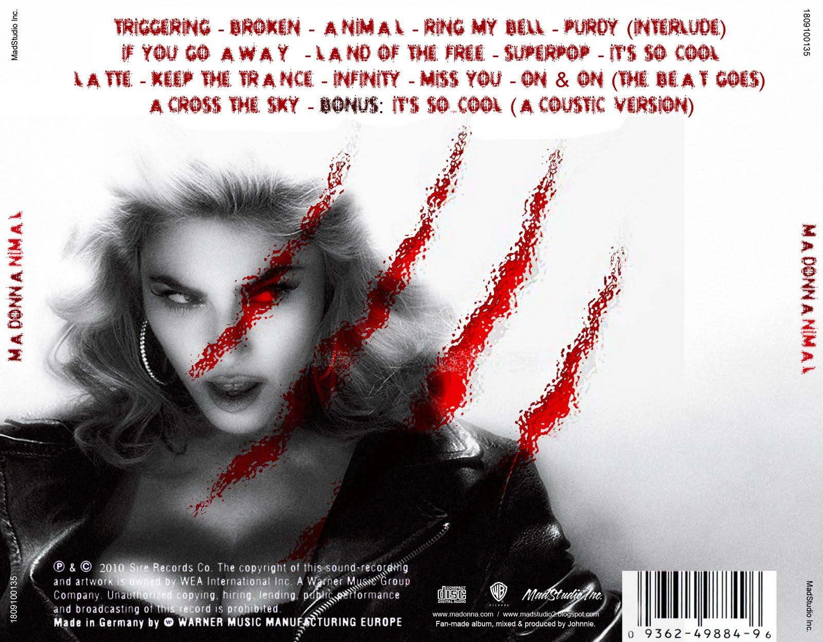 madonna flac torrent discography