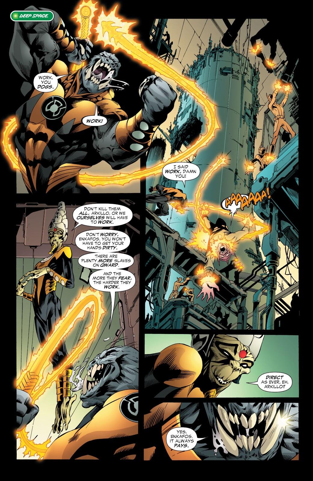 Green Lantern: The Sinestro Corps War Full #1 - English 81