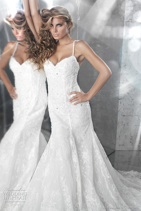 Italian wedding dresses stylish fashion for Wedding dresses made in italy
